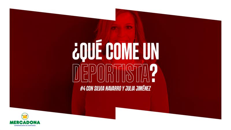 Podcast: ¿Qué come un deportista?   Ep. 4 Con Silvia Navarro y Julia Jiménez