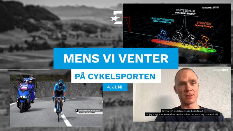 Mens vi venter på cykelsporten: Froome om vanvidsangrebet og de bedste bjergetaper i Giroen