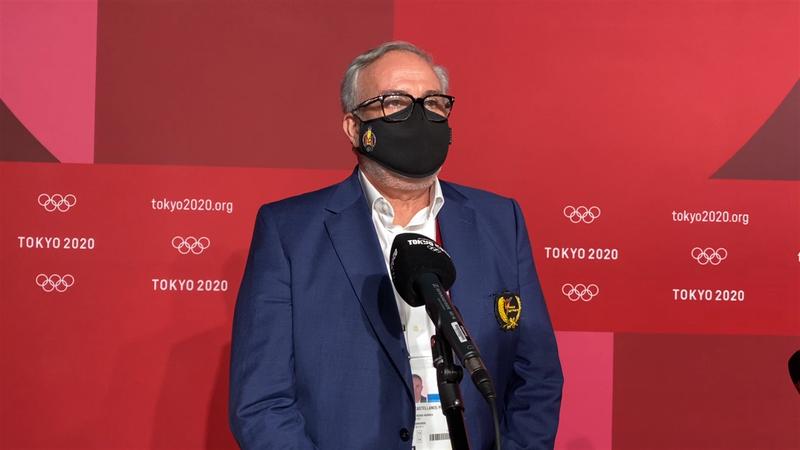 "Taekwondo | Jesús Castellanos en Eurosport: ""Adriana ha enamorado a España"""