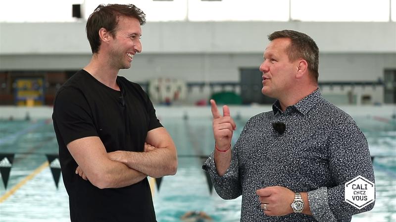 """Gilot : """"Le water-polo a été une grosse marque de fabrique de ma façon de nager"""""""