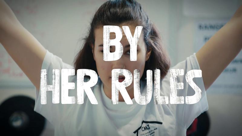 By Her Rules: Lyla Nourtier, ritrovare la fiducia nel sollevamento