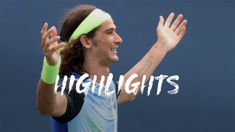 Harris - Shapovalov - US Open Highlights
