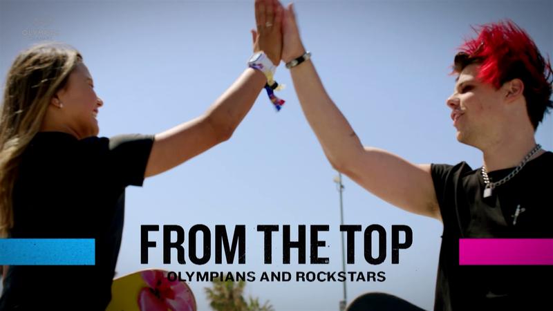 Viel mehr als eine Sportlerin: Sky Brown inspiriert ihre Generation