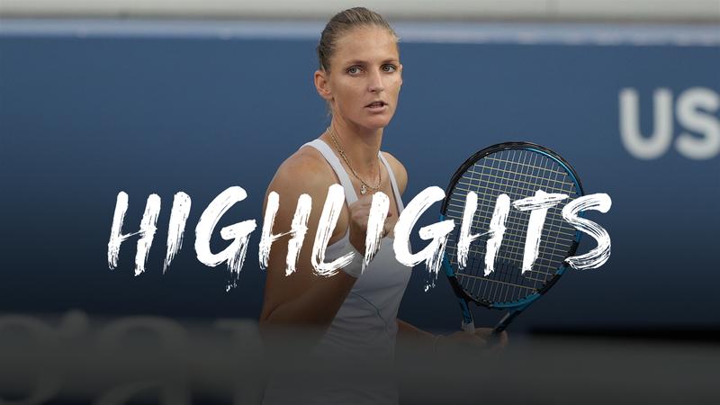 Pliskova - Tomljanovic - US Open