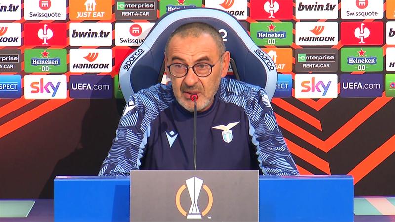 "Sarri: ""Europa League manifestazione quasi infattibile, perché..."""