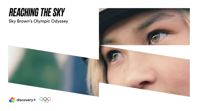 'Reaching the Sky' - Sky Brown stars in exclusive discovery+ documentary