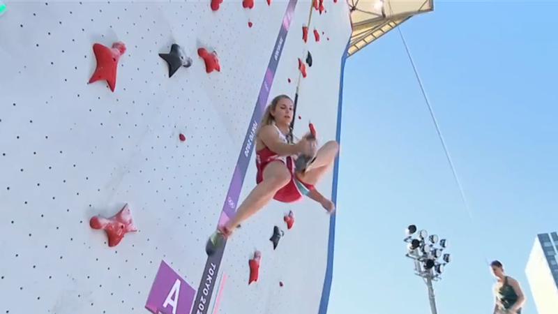 Spektakuläre Bilder! Österreicherin Pilz mit gelungener olympischer Premiere