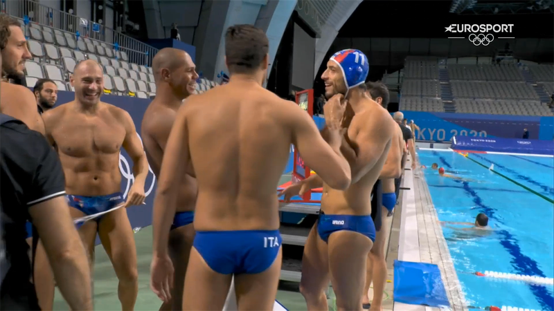 Jocurile Olimpice, polo masculin: Italia a câștigat meciul cu Muntenegru pentru locul 7 la Tokyo
