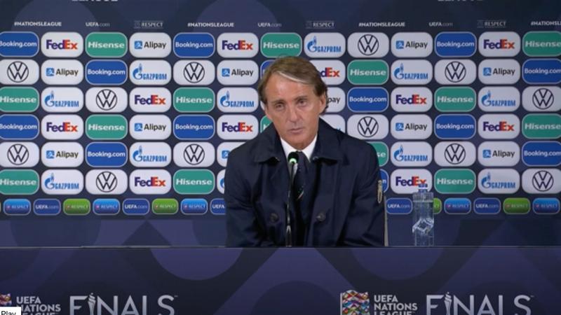 """Mancini: """"Sono state due ottime partite"""""""