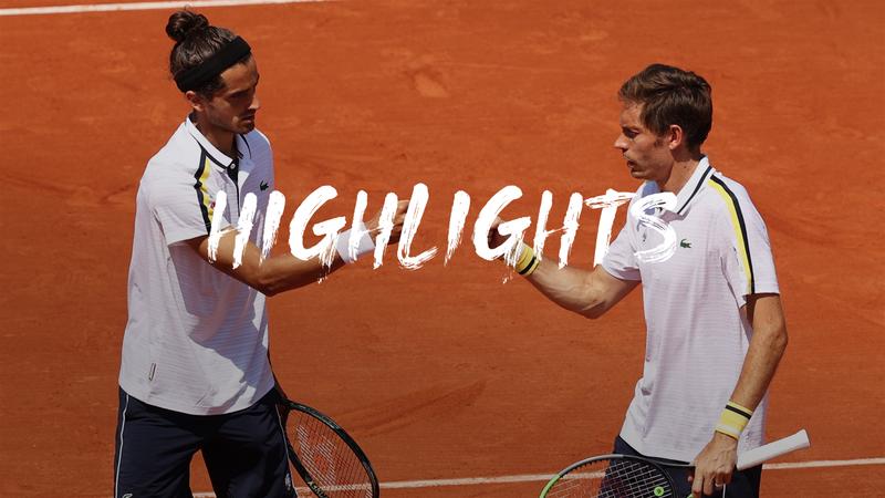 Mahut/Herbert - Cabal/Farah - Roland-Garros
