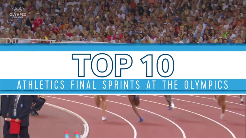 Top 10: Mo Farah and the most exciting sprint finishes in Olympics history