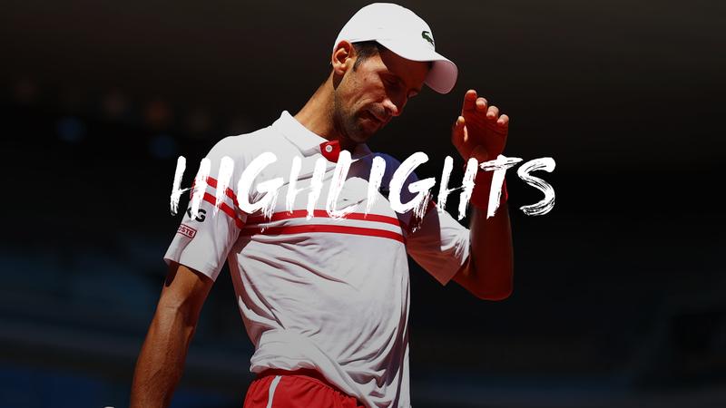 Highlights: Djokovic wins second Roland Garros title and 19th Slam against Tsitsipas