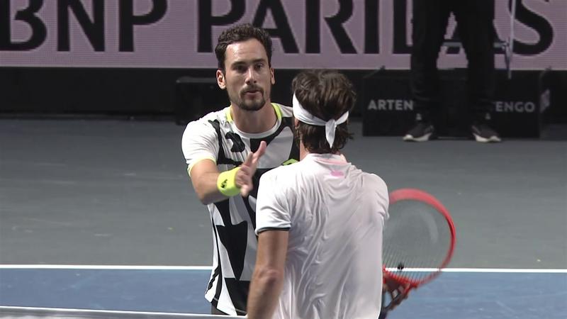 ATP Metz: Basilashvili - Mager összefoglaló