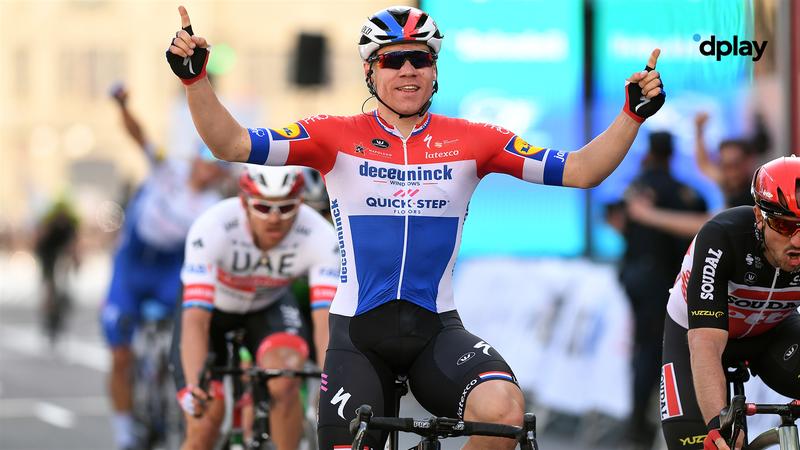 Fabio Jakobsen vinder 5. etape af Vuelta a la Comunidad Valenciana efter tæt spurt