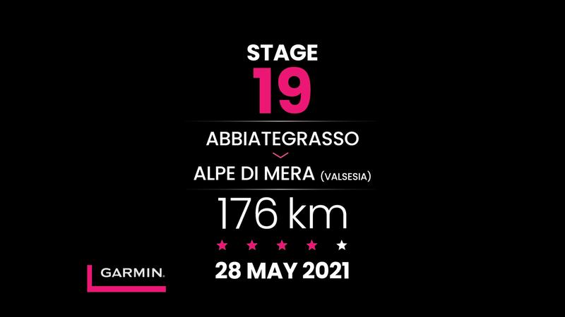 Giro d'Italia | On dokuzuncu etap profili
