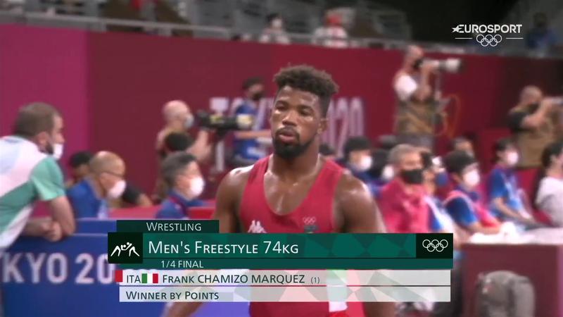 Chamizo soffre ma elimina Bayramov ed è in semifinale