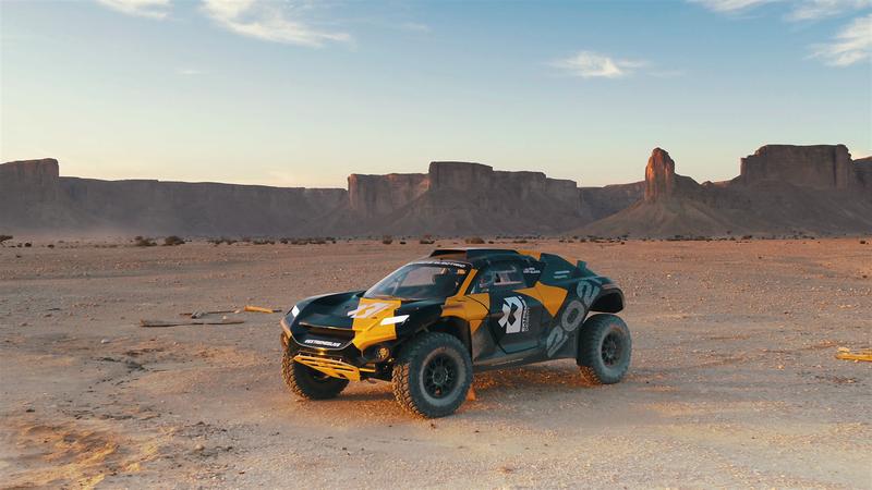 ¡Bienvenidos al Extreme E! El nuevo campeonato eléctrico para luchar contra el cambio climático