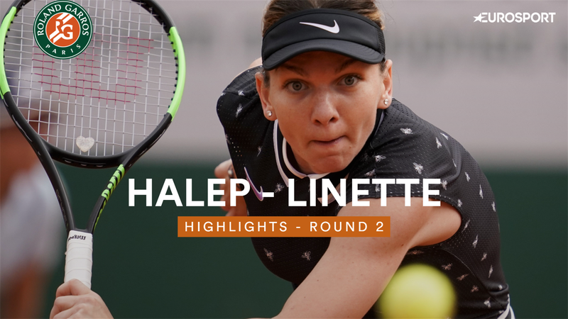 Roland Garros 2019 | Rezumat Halep - Linette