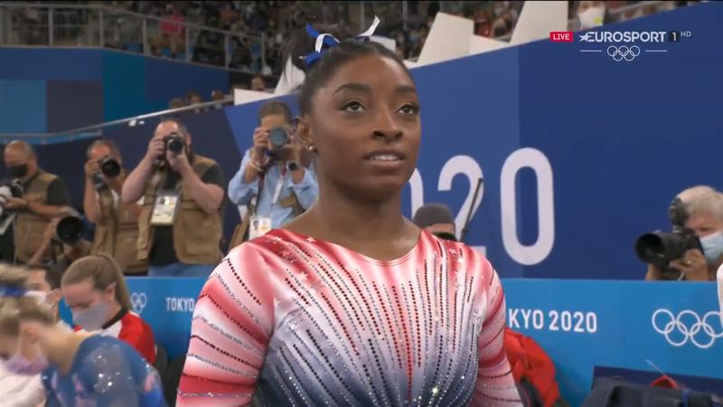 Jocurile Olimpice: Exercițiul realizat de Simone Biles în finala la bârnă la Tokyo 2020
