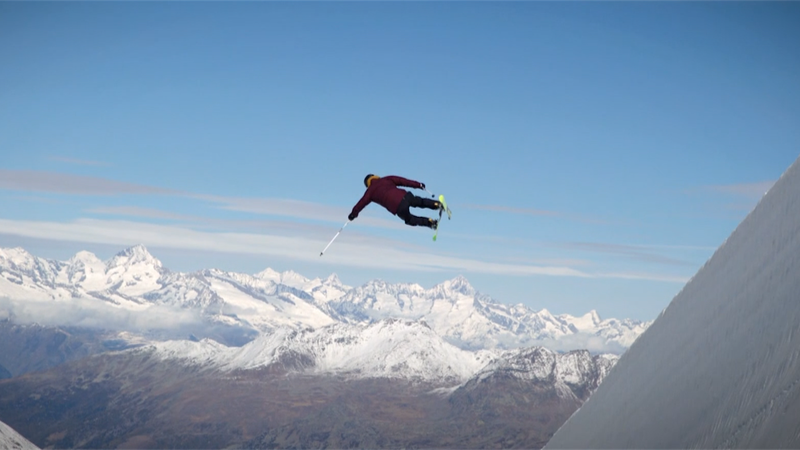 'The ability to fly' - Chasing records with Dylan Marineau