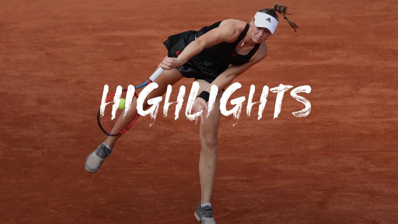 Elena Rybakina  - Serena Williams  - Roland-Garros