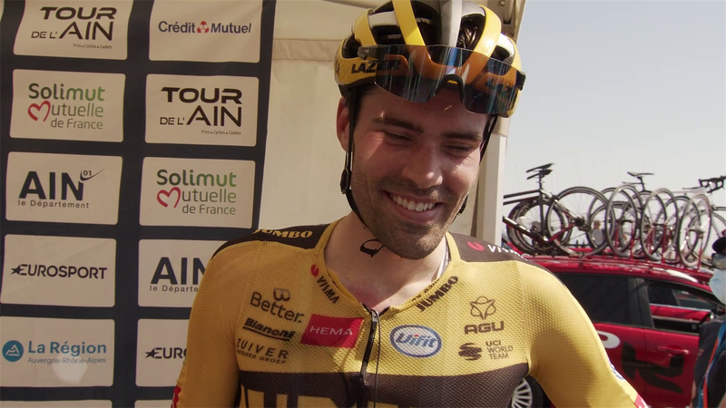 """Tom Dumoulin - """"I've never been in a team this strong... Jumbo-Visma can dominate"""""""