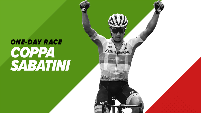 Dion Smith wins Coppa Sabatini in Peccioli