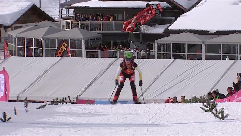 JJ.OO. de la Juventud, esquí de montaña: Doble alegría española para estrenar deporte