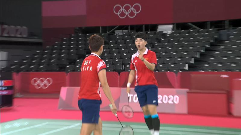 Tokyo 2020 - China  vs Denmark  - Badminton – Rezumate de la Olimpiadă