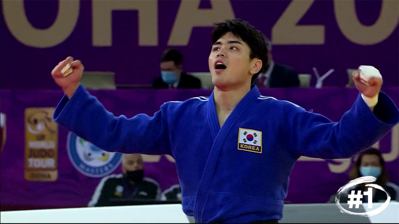 Top 5 from the 2021 Judo World Masters in Doha