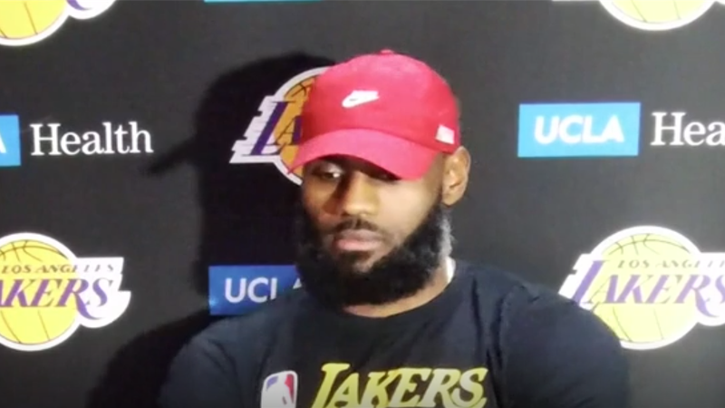 LeBron James: Do we need to see a video for action to be taken?