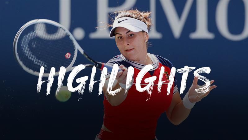 Andreescu - Minnen - US Open