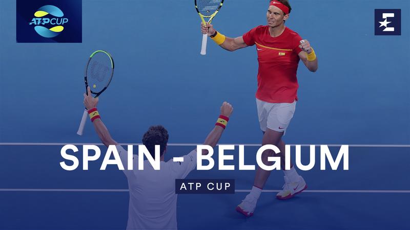 Rezumate:  Spain - Belgium