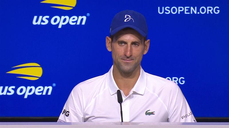"""Djokovic: """"Sono più motivato che mai: ne manca ancora una..."""""""