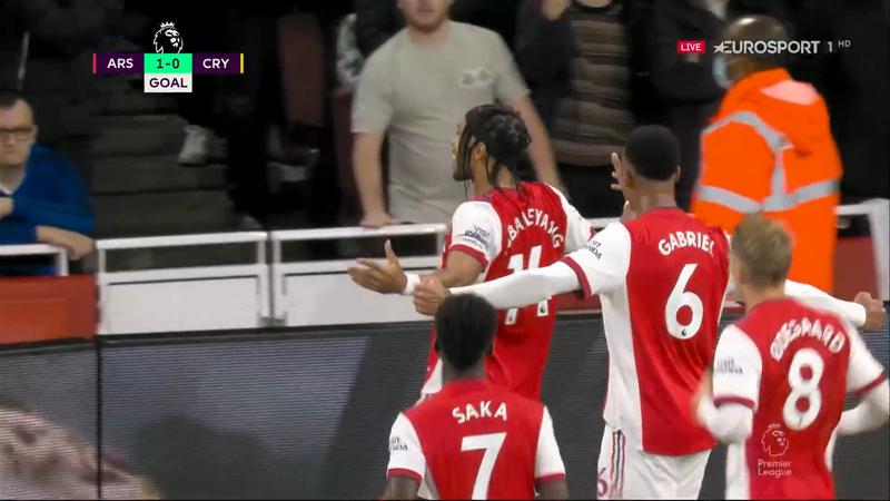 "Arsenal – Crystal Palace 1-0. Aubameyang deschide scorul pe Emirates pentru ""tunari"""
