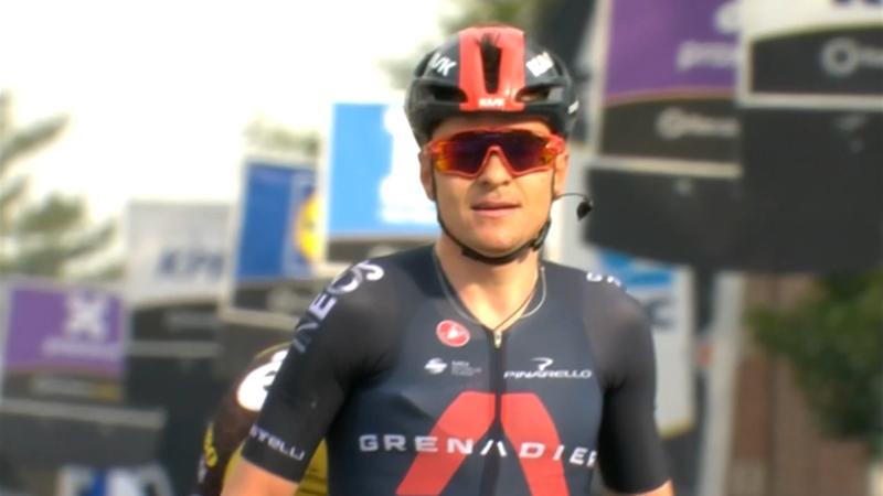 Highlights: Tom Pidcock takes huge win at Brabantse Pijl