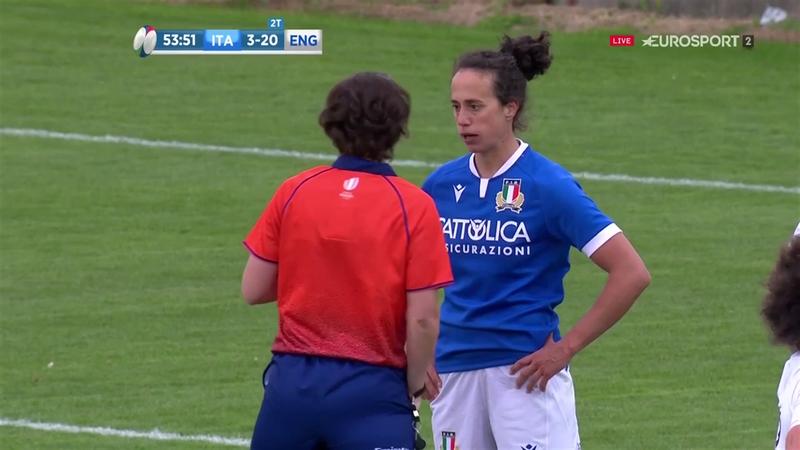 Sei Nazioni femminile: Italia-Inghilterra 3-67, gli highlights