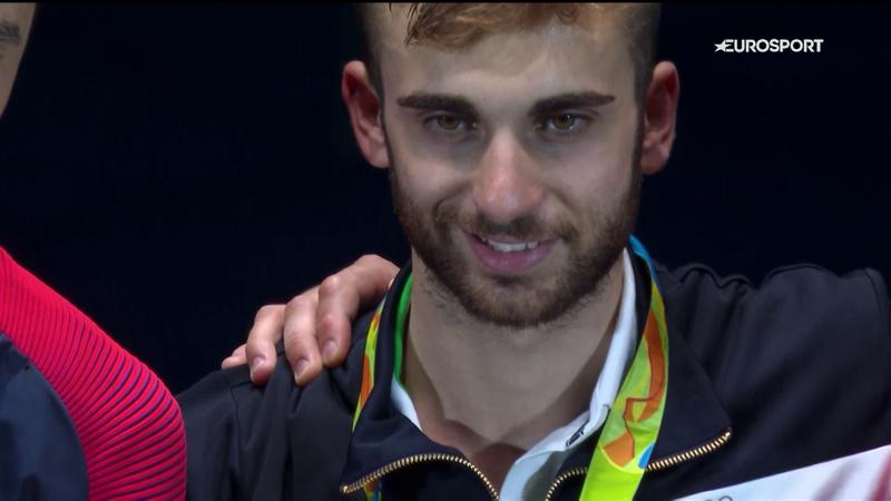 La mentalidad de un campeón olímpico: Daniele Garozzo y su preparación