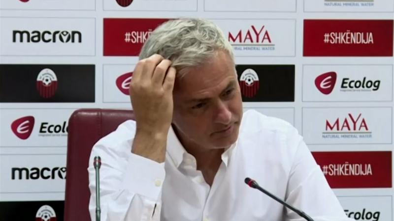 Jose Mourinho: 'The goals were too small'