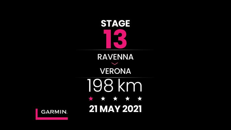 Giro d'Italia 2021 | Profiel Etappe 13