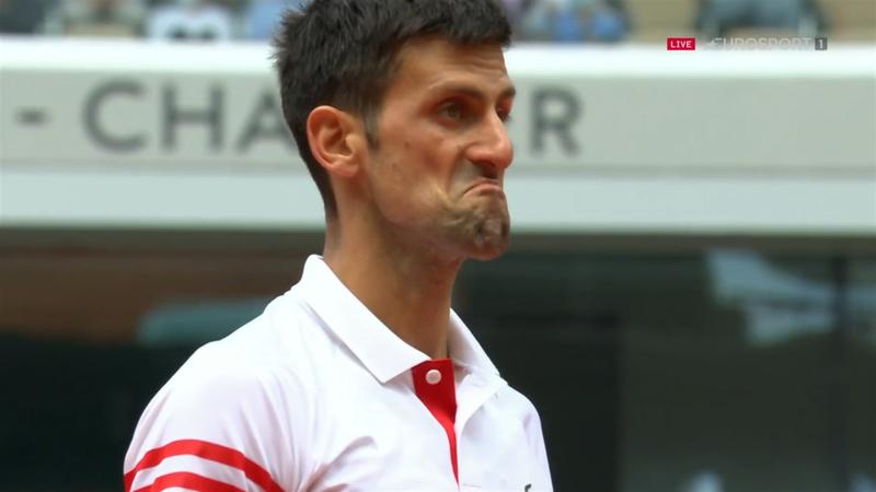 'It's that good!' - Djokovic shakes head at Musetti brilliance
