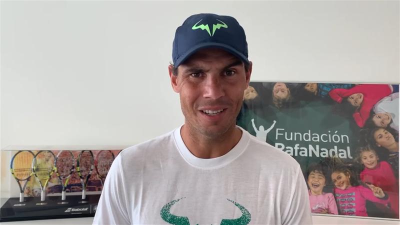El comunicado íntegro de Nadal anunciando su baja del US Open