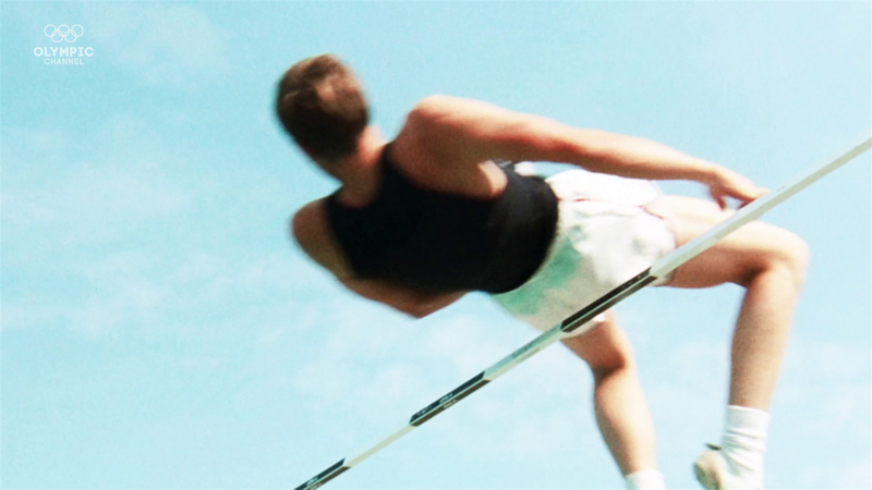 The day Dick Fosbury changed the high jump forever
