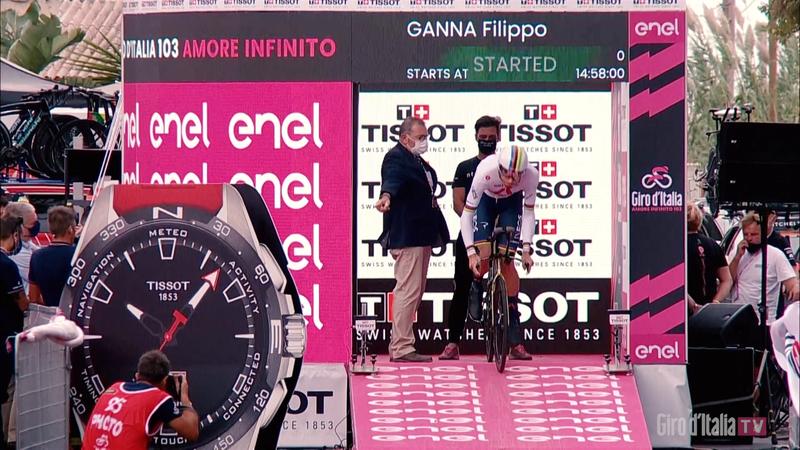 Geoghegan Hart e il magnifico Ganna: i migliori momenti del Giro 2020