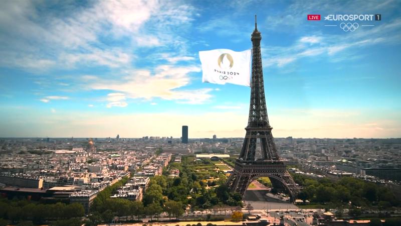 ¡Adiós Tokio 2020 y hola París 2024! Espectacular testigo para la próxima cita olímpica