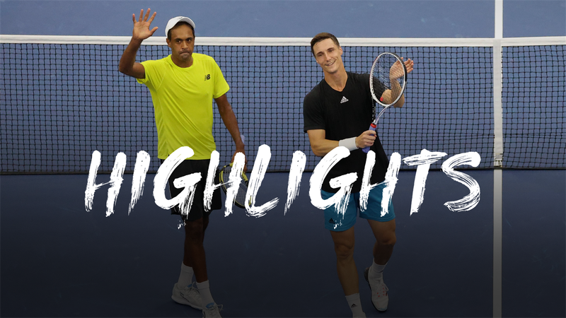 Ram/Salisbury - Johnson/Querrey - US Open