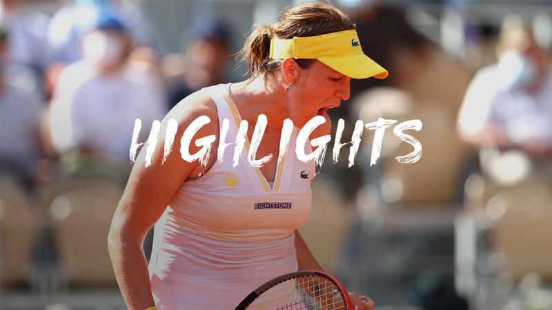 Pavlyuchenkova - Rybakina - Roland-Garros