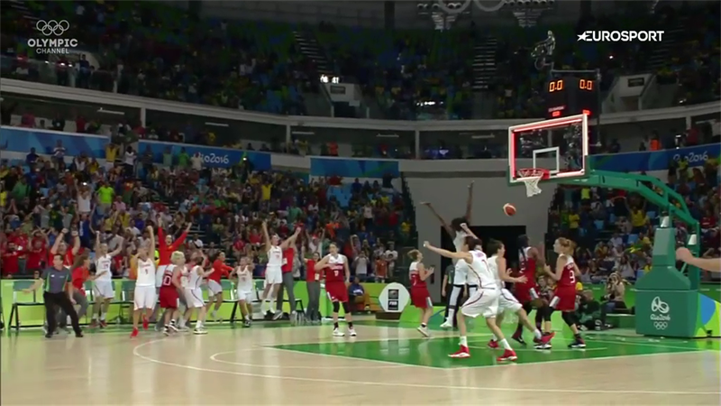 The top Olympic buzzer beaters of all-time