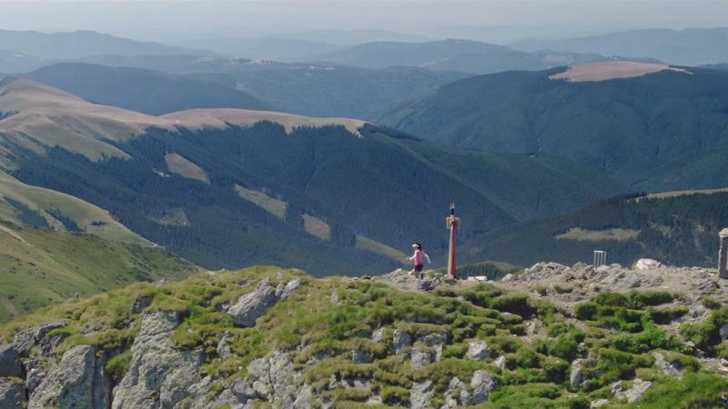 Denisa Dragomir a cucerit trei vârfuri de peste 2500 de metri în alergare
