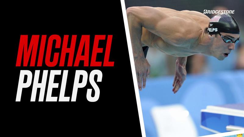 Michael Phelps, una bala con alas de mariposa